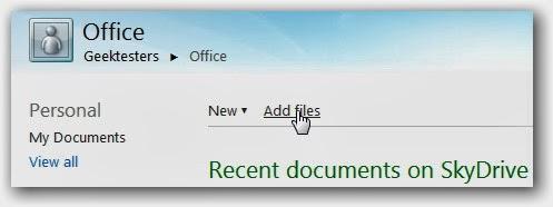 تطبيقات Office Web