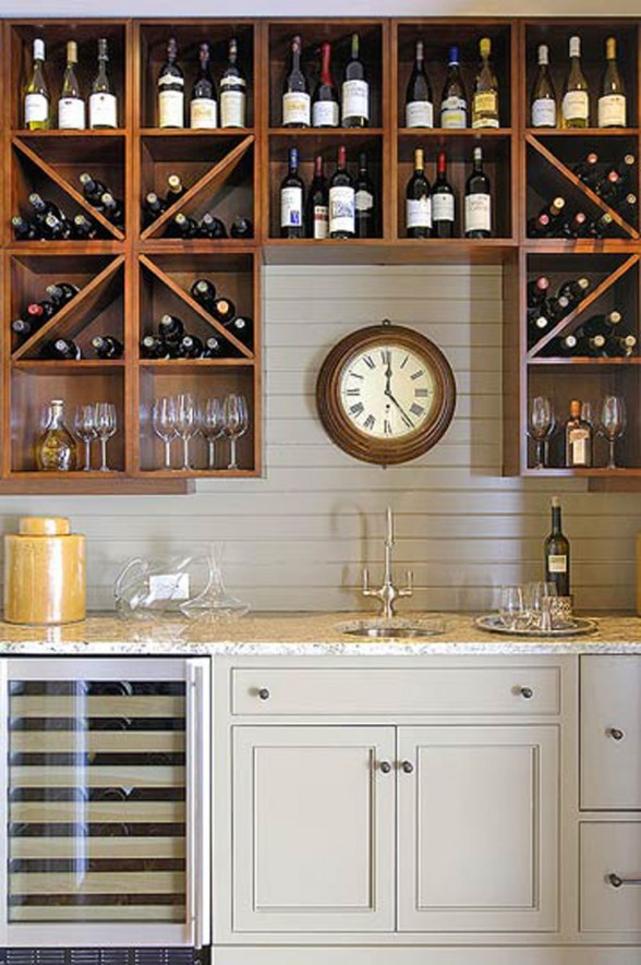 30 unique home bars idea for private use
