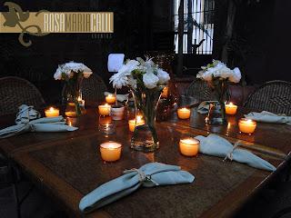 casamento, Cais do Oriente, guardanapo verde, velas, arranjo branco