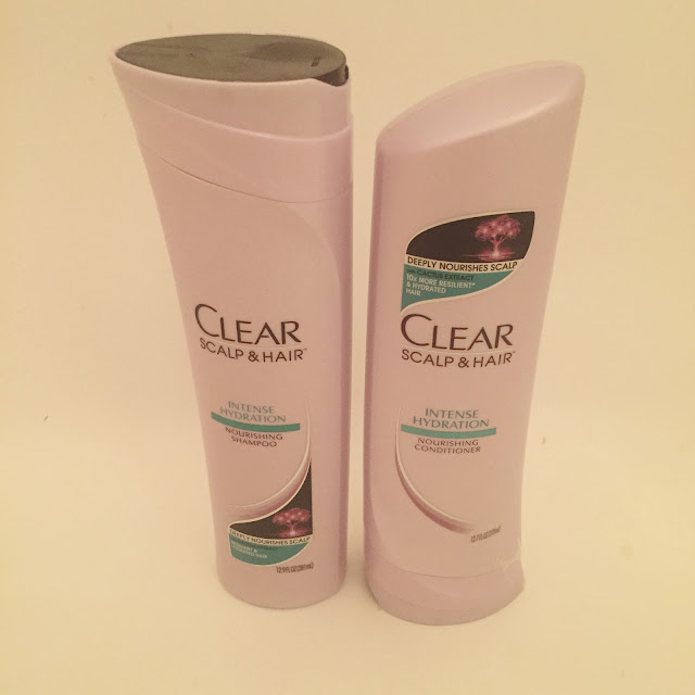 CLEAR Scalp & Hair Intense Hydration Nourishing Shampoo, CLEAR Scalp & Hair Intense Hydration Nourishing Daily Conditioner, hair, hair products, sponsored post, Clever Girls Collective