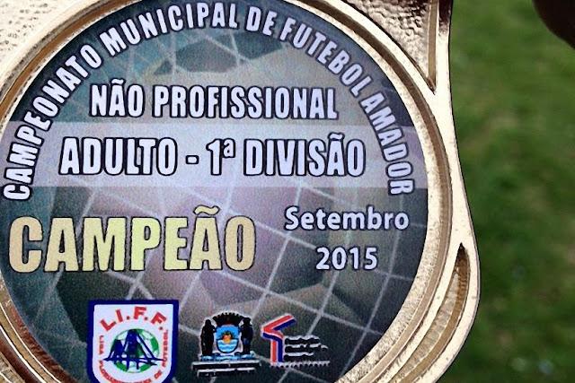 Grêmio Cachoeira conquista o Tri Campeonato Municipal de Florianópolis