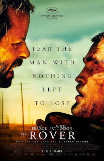 Watch The Rover (2014) movie free online