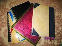Cuadernos viejos