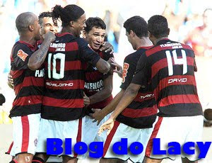 FLAMENGO NA FINAL DA GUANABARA