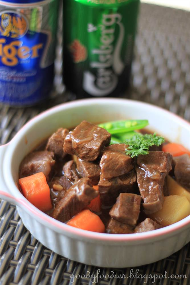 chili beef stew with beer and paprika recipe key ingredient beef stew ...
