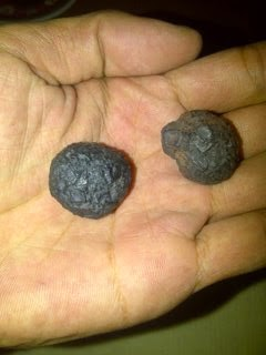 Sepasang Batu Satam Kebal Aktif