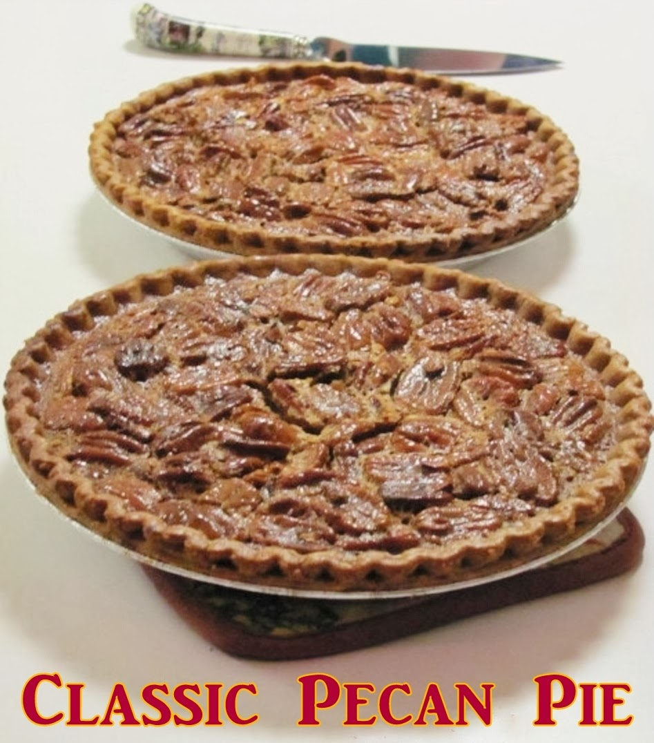 Princesses, Pies, & Preschool Pizzazz: Friday Pie-Day: Pecan Pie