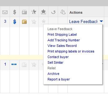 eBay網路外銷Relist設定