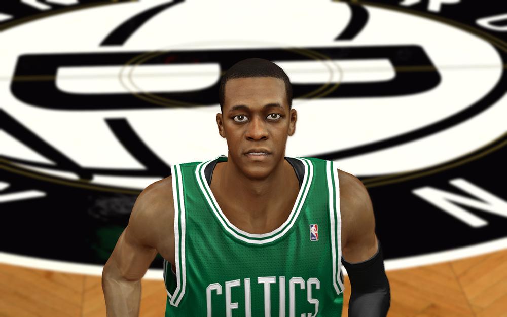 NBA2K Rajon Rondo