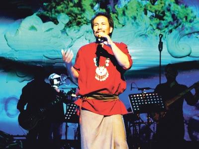 Malaysia, Berita, Gossip, Selebriti, Artis Malaysia, Konsert M Nasir, Sang Pencinta, pukau, penonton