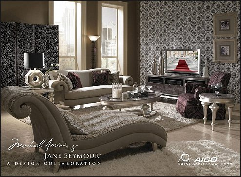 Old Hollywood Glamour Furniture Hollywood Glam Style Decor