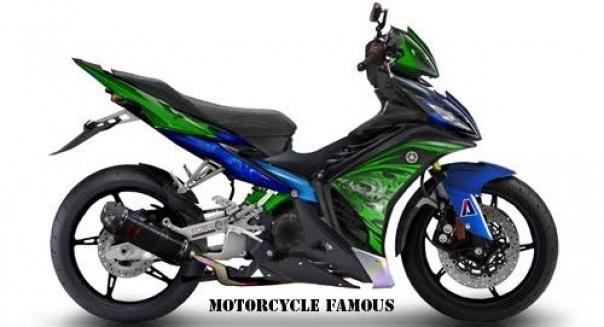 kumpulan Variasi Motor Mx 2012