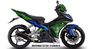 Gambar Modifikasi Motor MX 2013 2014