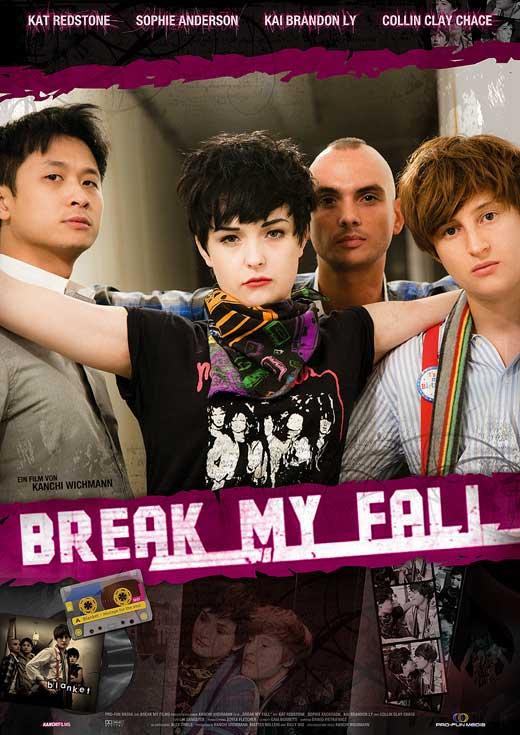 Break my Fall affiche