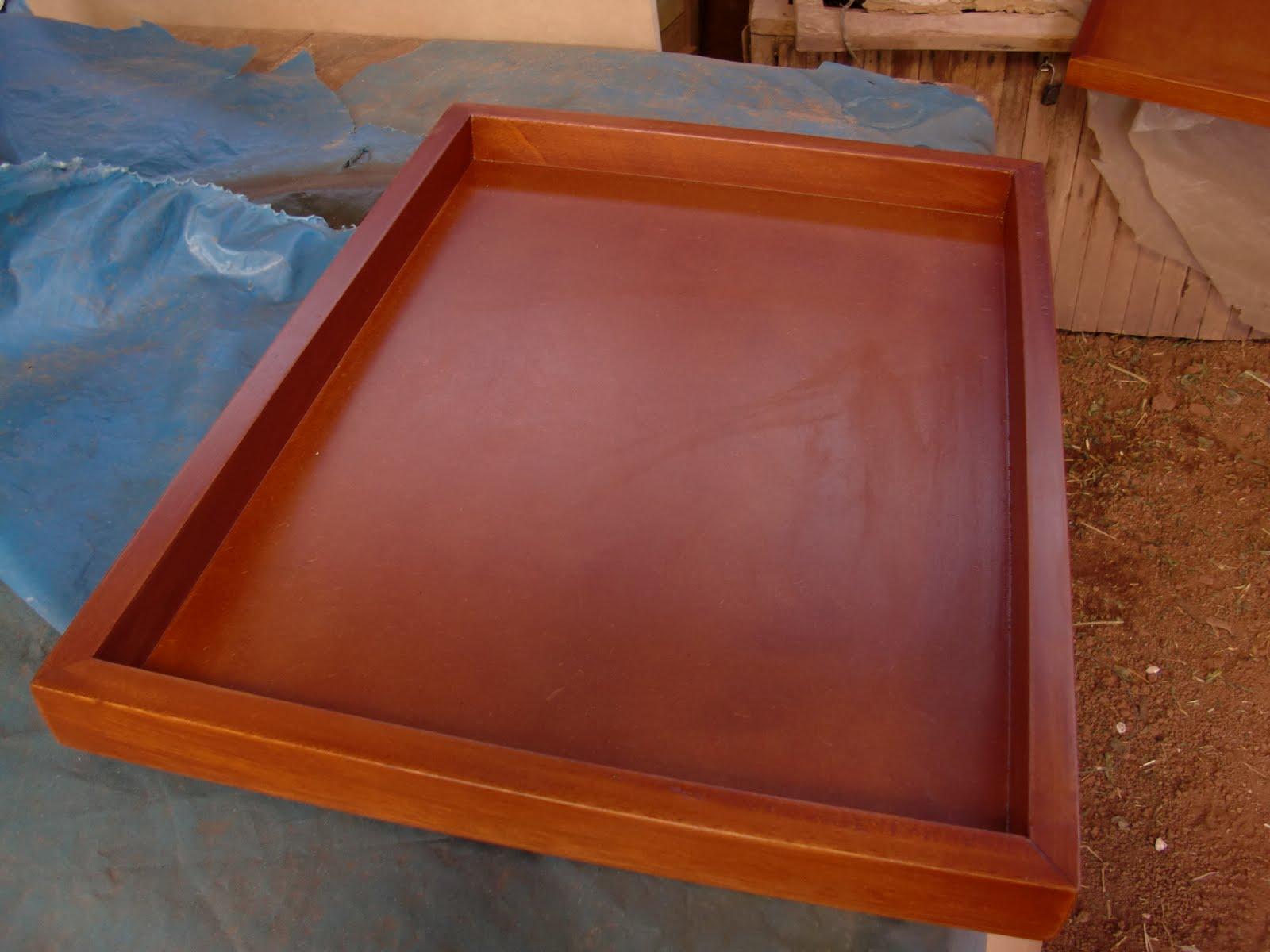 Decoraciones manualidades en madera construccion de muebles for Hacer una mesa con una puerta
