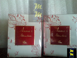 anna's attraction 100ml