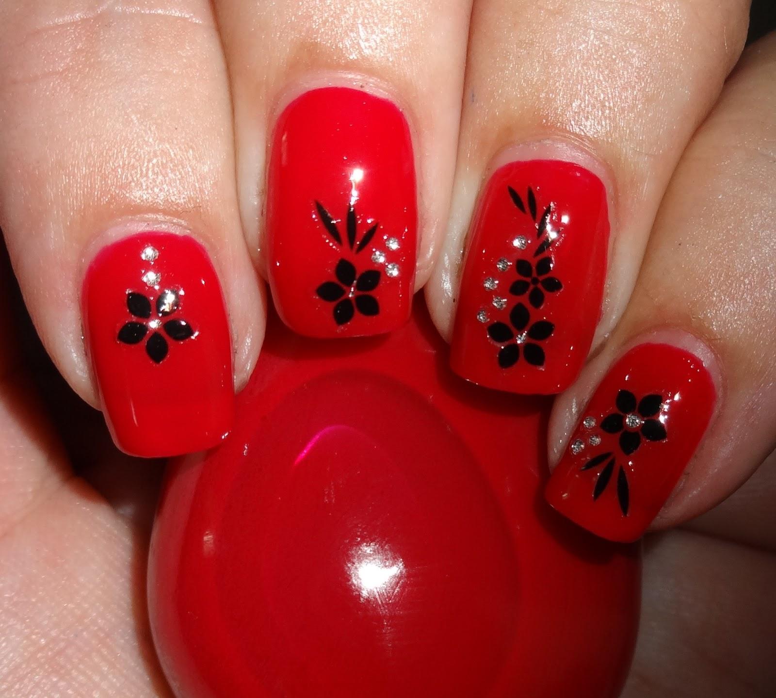 Crimson Nail Polish: Wendy's Delights: Jacava Nail Polish