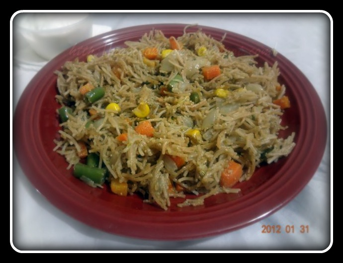 how to cook bean vermicelli