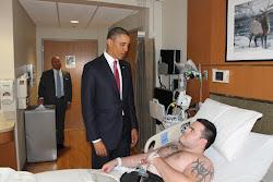 President Obama Visit on March 5