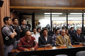 Los acusados por el Caso Gelman