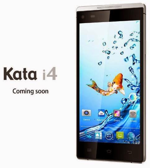 Kata i4 Coming Soon, 5-inch Octa Core 2GB RAM 32GB ROM KitKat Phablet