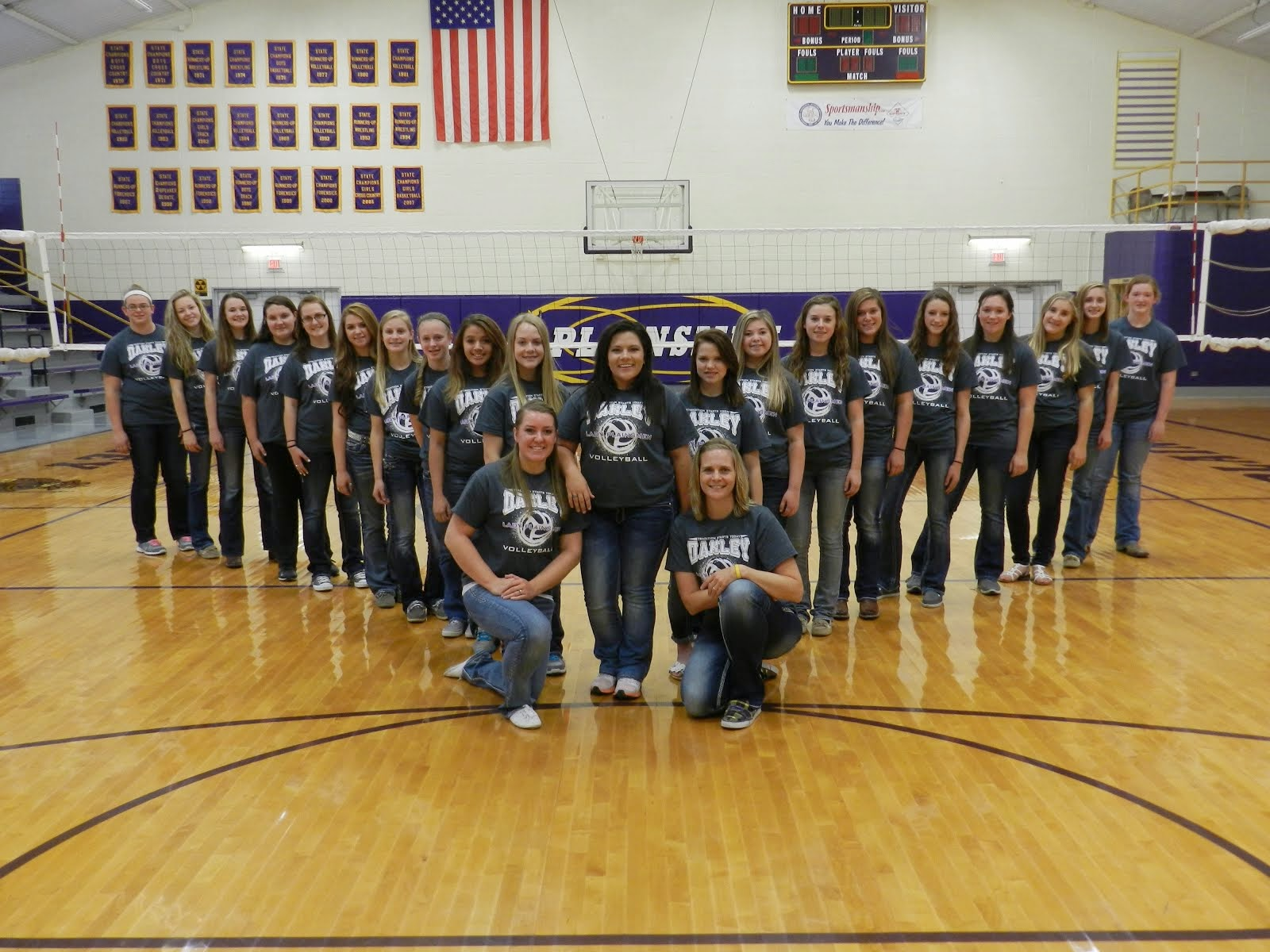 2014 Lady Plainsmen