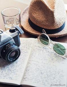 diario de vacaciones mi universo diy