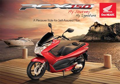 Honda PCX 150  | Spesifikasi Lengkap dan Harga