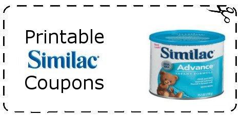 Similac Coupons Printable | Printable Grocery Coupons