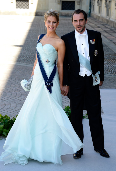 ROYAL COUTURE.....Princess Madeleine of Sweden Wedding: The Guests ...