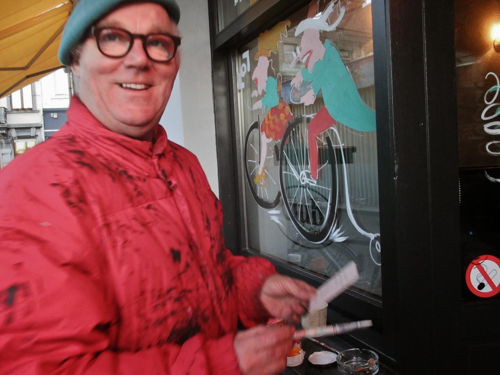 Carnaval Aalst foto- en videoblog: Carnaval 2015: Ruiten versieren ...