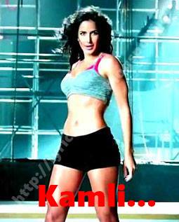 KAMLI Song LYRICS - DHOOM 3 Lyrics and Videos.