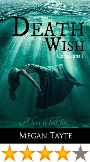 Book review: Death Wish, by Megan Tayte...