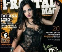 Tatiana Lobo Frontal Mag Março 2014