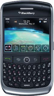 Harga BlackBerry Gemini Curve 3G 9300