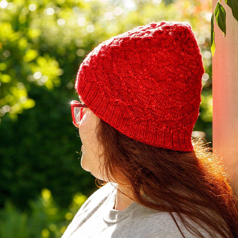 Rose Jam Hat