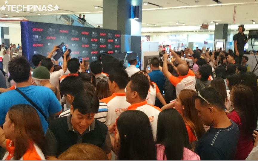Gionee Elife S5.5 Launch in Philippines