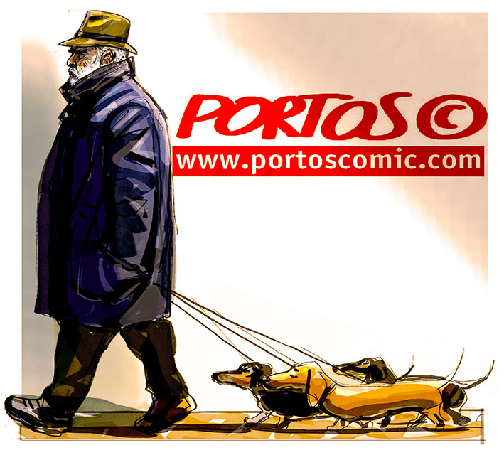 portos comic