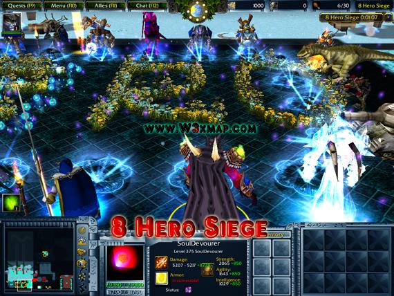 8 Hero Siege v11.3
