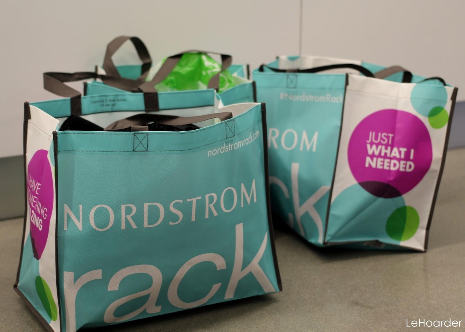 Yaaaaaaaaas! Another Nordstrom Rack opens in NJ!!!   Le Hoarder