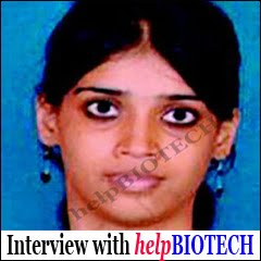 GATE BT Topper 2013 | Deepa Rajagopalan