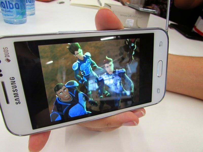 Samsung Galaxy Win Duos - Mais um para a família