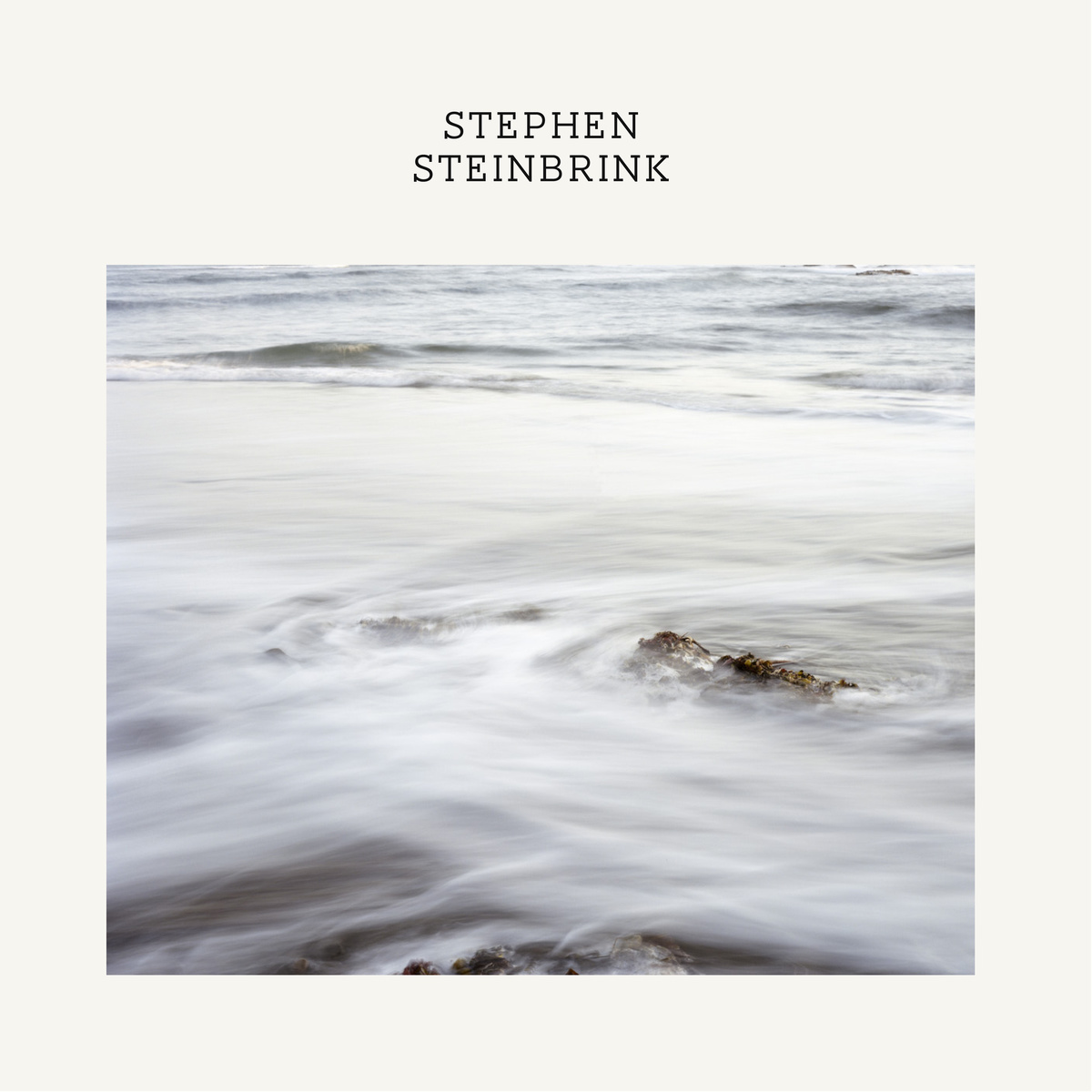 CZYNNIKI PIERWSZE: Stephen Steinbrink - Arranged Waves