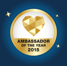 Edmodo Certified Trainer of the Year 2015