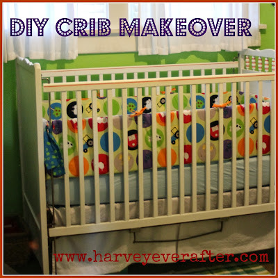 Repainting a Crib