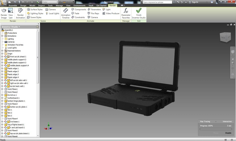 darkmatter opensource xbox laptop kit prototype