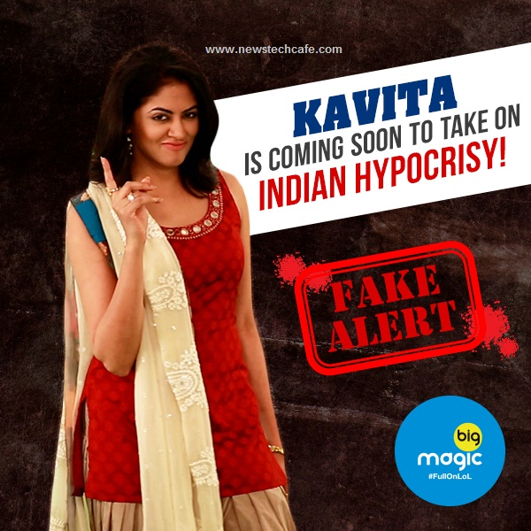 'Fakebook with Kavita' Big Magic Upcoming Show Wiki Plot |Host |Promo |Timing |Pics