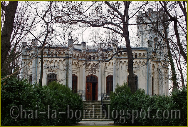 casa Bosianu parc Carol