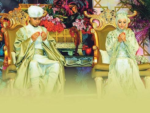 Perkahwinan selebriti cecah jutaan ringgit