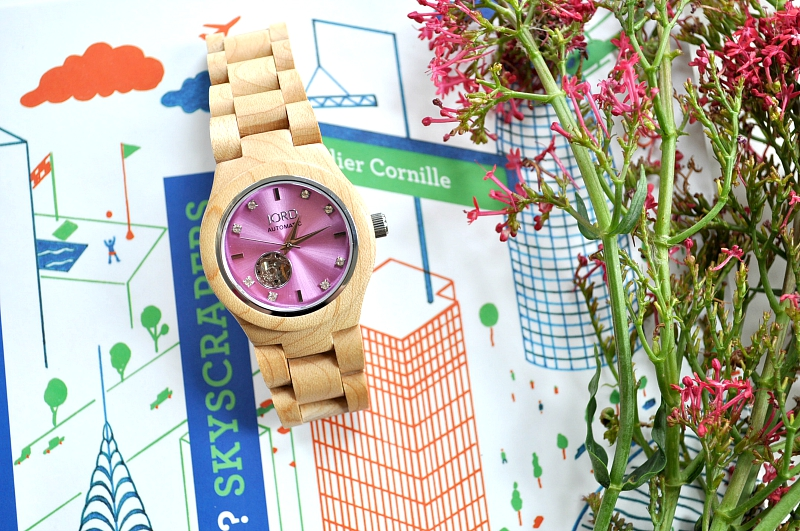 Cora series jord watch